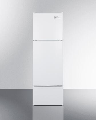 Summit 408827 Top Freezer Refrigerators