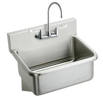Elkay EWS2520W4C  Sink