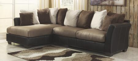 Sectional Sofa with the Chaise on the Left