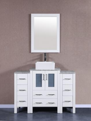 TWO SIDE CABINETS INCLUDED