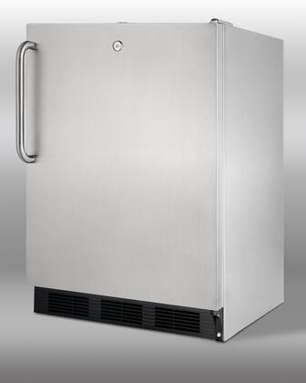 Summit SCR600LOSBISD Built In Refrigerator