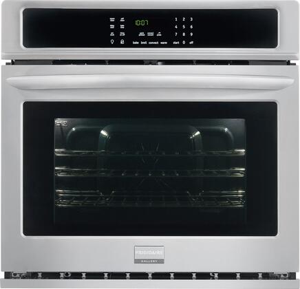"""Frigidaire FGEW2765PF 27"""" Single Wall Oven, in Stainless Steel"""