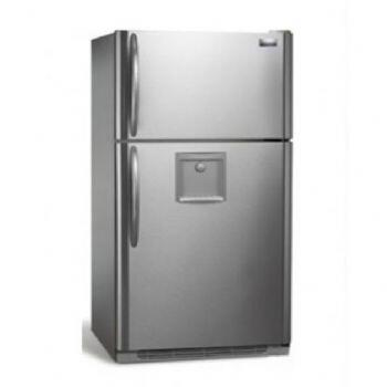 Frigidaire PLT189WJKM  Refrigerator with 18.4 cu. ft. Capacity in Stainless Steel