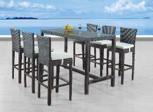Global Furniture USA T00811SET1 Patio Tables