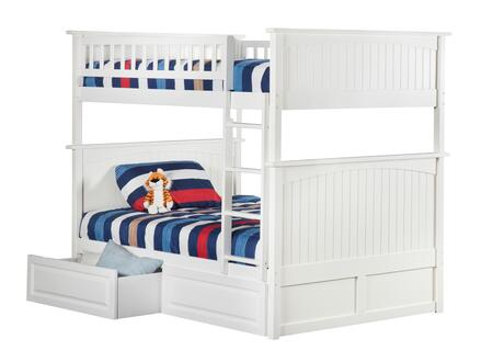 Atlantic Furniture AB59522  Full Size Bunk Bed