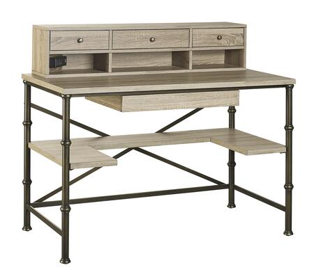 Turnkey Products LBDURKRWD48H Durham Desks