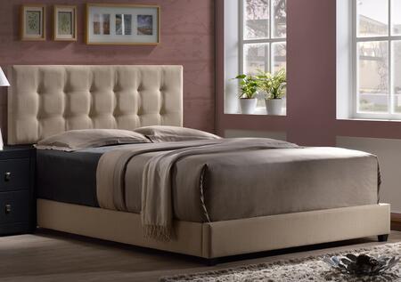 Hillsdale Furniture 1284BTWR Duggan Series  Twin Size Platform Bed