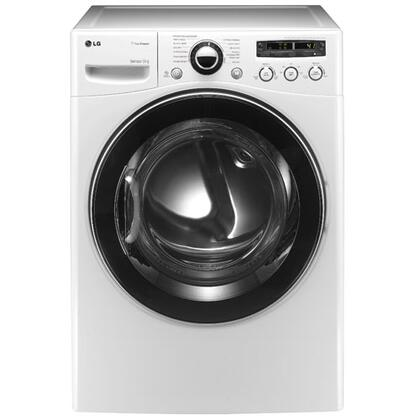 LG DLEX3550W  SteamDryer Series Dryer