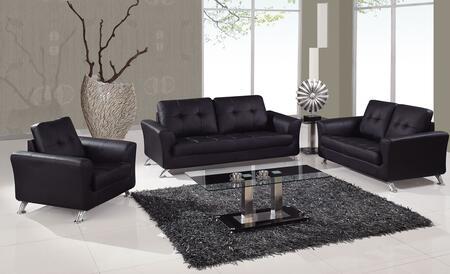 Global Furniture USA 2218RVBLSLCH Global Furniture USA Livin
