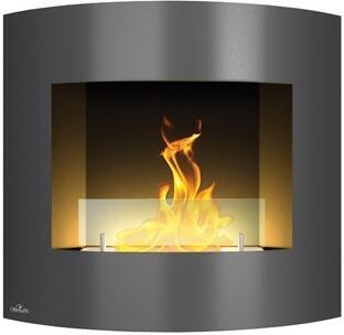 Napoleon WMFE4K Wall Mountable Vent Free Bioethanol Fireplace