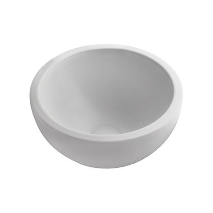 Barclay 4440WH White Above Counter Sink