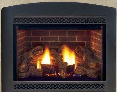 Majestic 600mdvpnsc Cameo Series Direct Vent Natural Gas Fireplace Appliances Connection