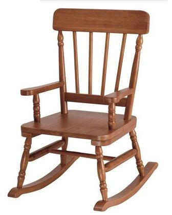 Levels of Discovery RAB00051  Armless  Wood Frame Rocking Chair