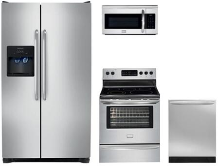 Frigidaire 766736 Kitchen Appliance Packages