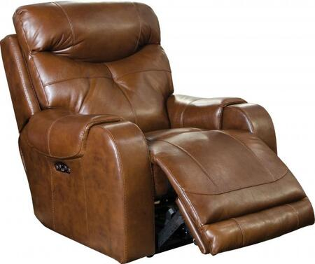 Catnapper 7647697128329308329 Venice Series Leather  Recliners