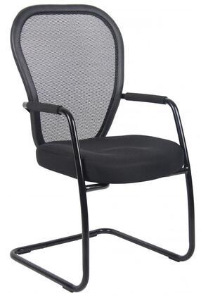 """Boss B6609BK 22"""" Contemporary Office Chair"""