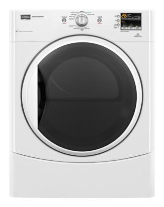 Maytag MGDE201YW Gas Performance Series Gas Dryer