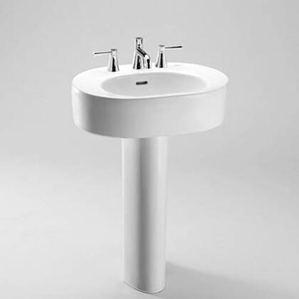 Toto LPT790#51 Lavatory & Pedestal with Foot