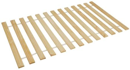 Glory Furniture Bed Slats with Wood Construction in Unfinished Color