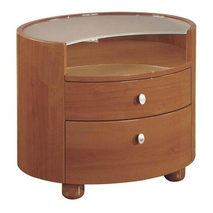 Global Furniture USA EMILYCHNS Emily Series  Wood Night Stand