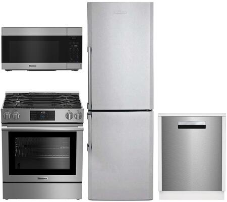 Blomberg 743420 Kitchen Appliance Packages