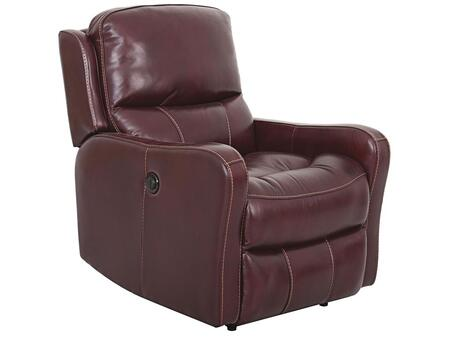 Hooker Furniture SS625-PWR-0 Traditional-Style Living Room Power Recliner