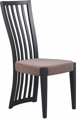 Chintaly DEBBIESC2SET Debbie Dining Room Chairs