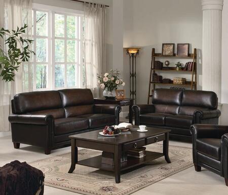 Coaster 502981SET2 Dublin Living Room Sets