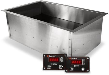 """CookTek IHW06224 21.75"""" Drop In"""