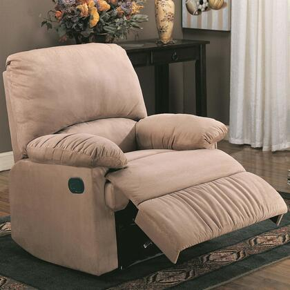 Coaster 600264G Casual Fabric Wood Frame  Recliners