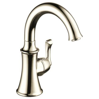 1914-PN-DST Delta: Beverage Faucet - Traditional in Polished Nickel