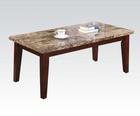 Acme Furniture 07381 Espresso Transitional Table