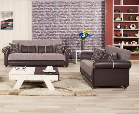 Casamode ROHOSBLSQBP Living Room Sets