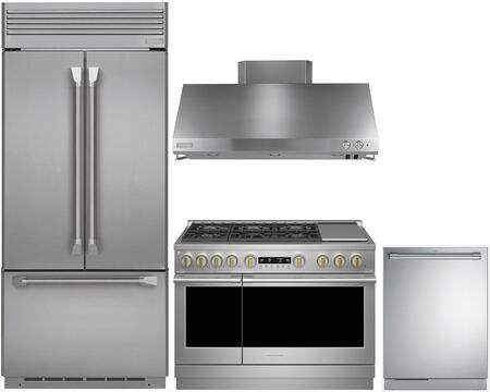 GE Monogram 709616 Kitchen Appliance Packages