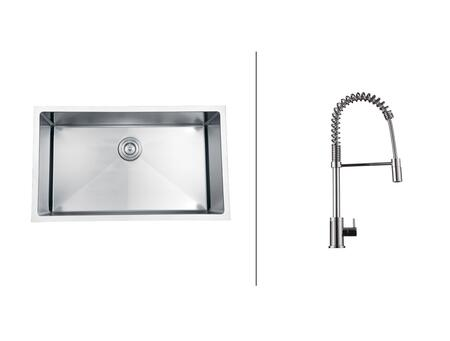 Ruvati RVC2321 Kitchen Sink