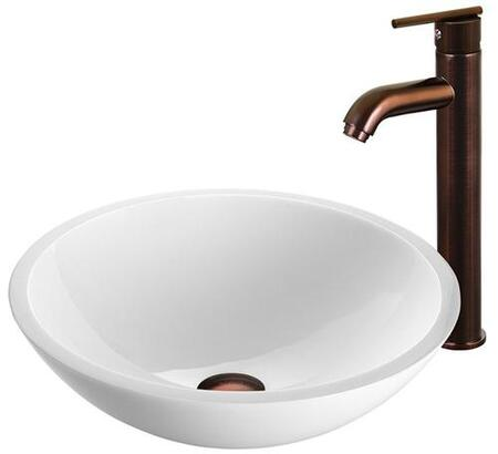 Vigo VGT210 Oil Rubbed Bronze Bath Sink