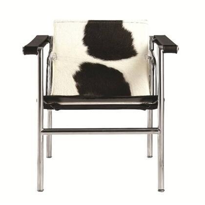 Fine Mod Imports FMI1141 String Pony Flat Chair: