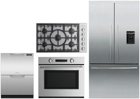 Fisher Paykel 736511 Kitchen Appliance Packages