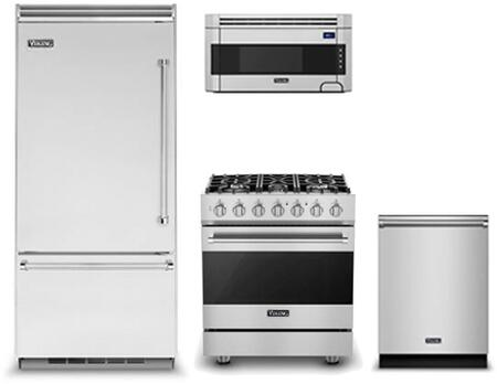 Viking 749672 5 Kitchen Appliance Packages