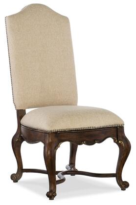 Adagio Upholstered Side Chair Showing Arm Chair