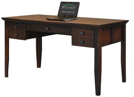 Legends Furniture BW6210DNC Brentwood Series Corner  Wood Desk