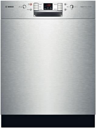 Bosch SHE7ER55UC Built-In Dishwasher