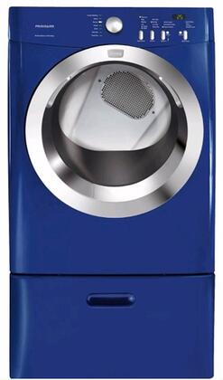 Frigidaire FAQE7073KN Affinity Series Electric Dryer, in Blue