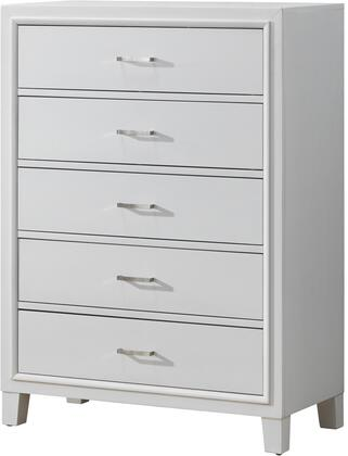 Glory Furniture G1275CH  Veneers Chest