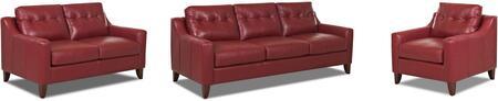 Klaussner LTD31600KL3PCSTLARMKIT1S Audrina Living Room Sets