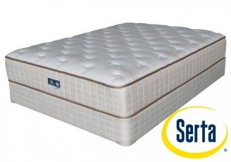 Serta P549862 Sertapedic Malta Plush Mattress,
