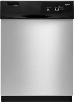 """Whirlpool WDF310PAAD 24"""" Built In Dishwasher"""
