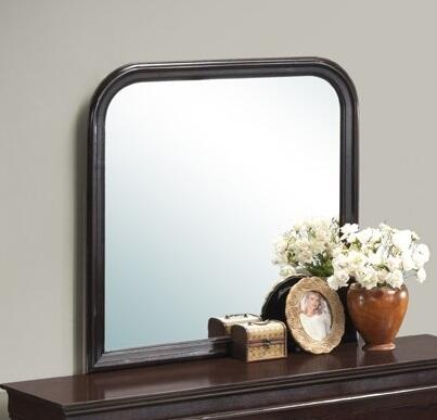Glory Furniture G3125M  Square Both Dresser Mirror