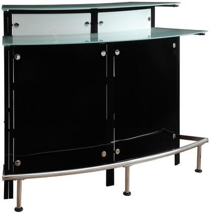 """Coaster 100139 Bar Units and Bar Tables Series 29.5"""" Wine Bar,"""