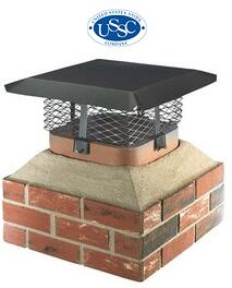 US Stove CCADJ US Stove Company Adjustable Chimney Cap